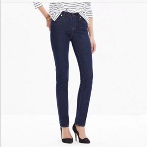 Madewell | Alley Straight Blue Jeans 27